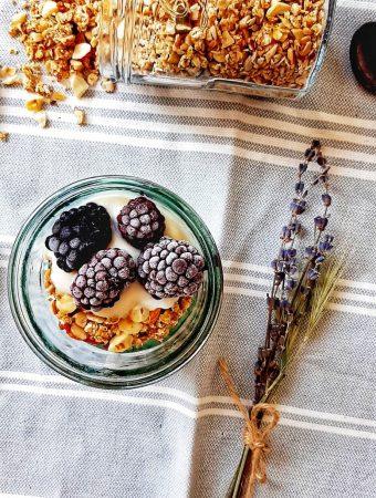 granola cu nuci