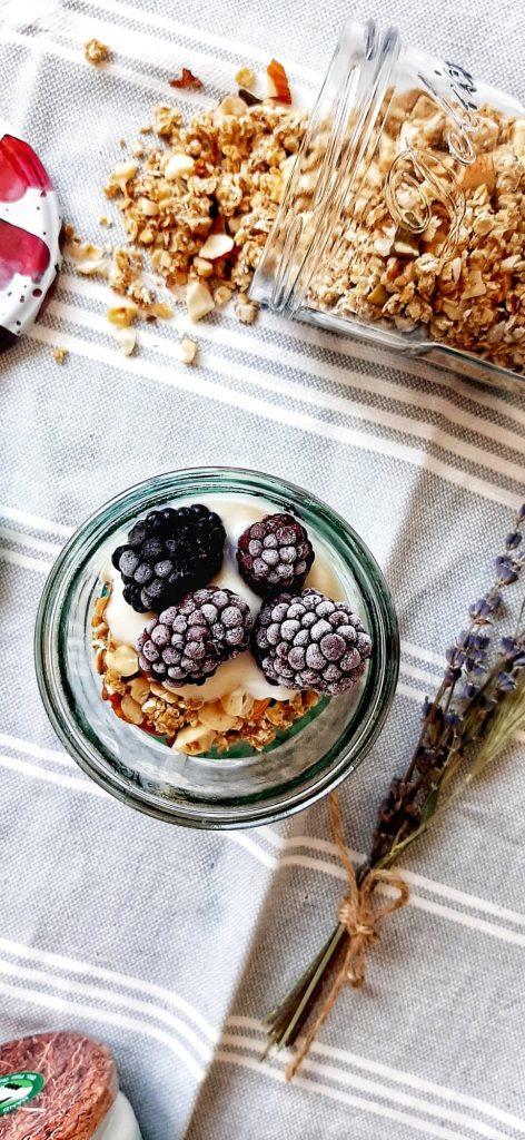 granola cu nuci si seminte